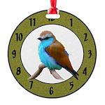Clocks Round Ornament
