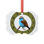 Clocks Picture Ornament