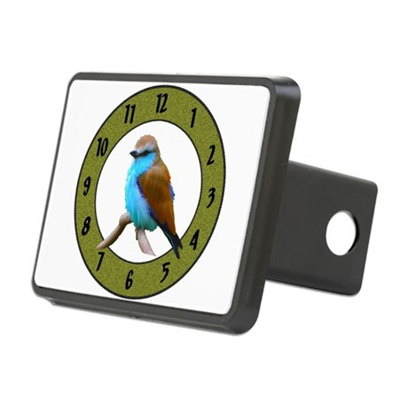 Clocks Rectangular Hitch Cover