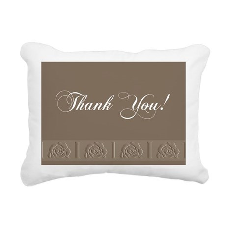 00trimrose1.jpg Rectangular Canvas Pillow