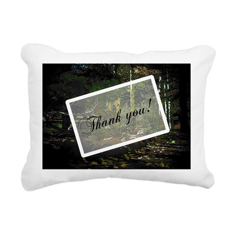 park6a5.jpg Rectangular Canvas Pillow