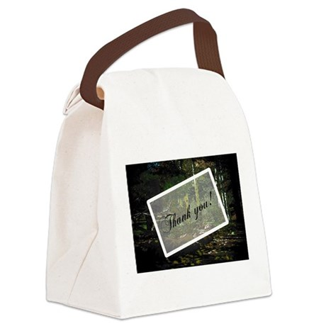 park6a5.jpg Canvas Lunch Bag