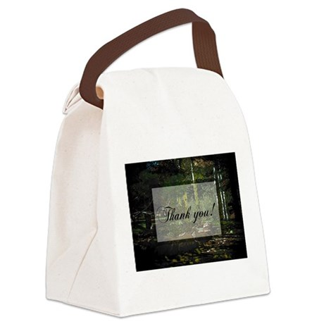 park6a2.jpg Canvas Lunch Bag