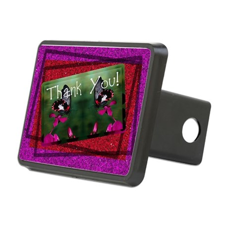 butterflies1c.jpg Rectangular Hitch Cover