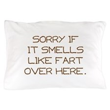 Sorry Pillow Case