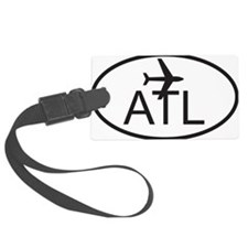 atlanta airport.jpg Luggage Tag