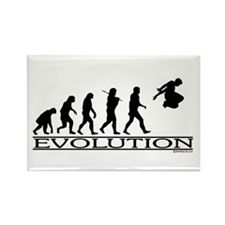 Evolution Parkour Rectangle Magnet (100 pack)