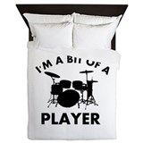 Drummer Queen Duvet Covers