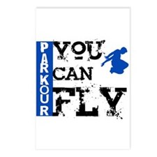 Parkour - You Can Fly Postcards (Package of 8)