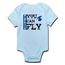 Parkour - You Can Fly Infant Bodysuit