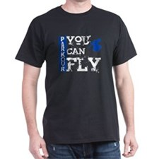 Parkour - You Can Fly T-Shirt