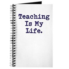 Man Teacher Inspirational Teaching Quote Journal