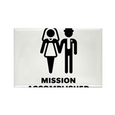Mission Accomplished (Wedding / Marriage) Rectangl