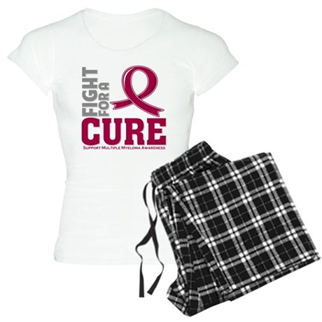 Multiple Myeloma Fight For A Cure Women's Light Pa