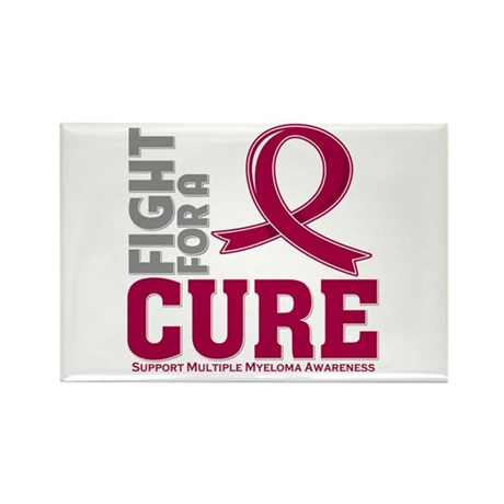 Multiple Myeloma Fight For A Cure Rectangle Magnet