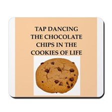 tap,dancing Mousepad