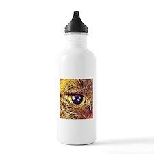 9 Cat Eyes, Eye E Sports Water Bottle