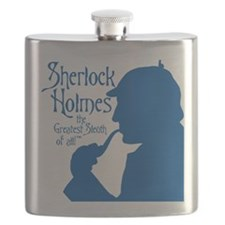 $19.99 Greatest Sleuth of All Flask