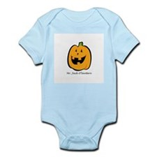 Mr. Jack O'lantern Infant Creeper