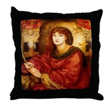 Sybilla Throw Pillow