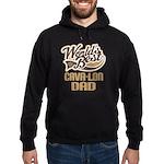 Cava-lon Dog Dad Hoodie (dark)