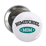 Homeschool Mom Button