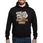 Cavottish Dog Dad Hoodie (dark)