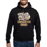Chesador Dog Dad Hoodie (dark)