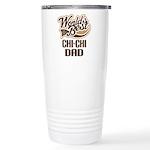 Chi-Chi Dog Dad Ceramic Travel Mug