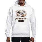 Chineranian Dog Dad Hooded Sweatshirt