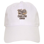 Chin-Pin Dog Dad Cap