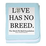 Love Has No Breed. The Merit Pit Bull Foundation b