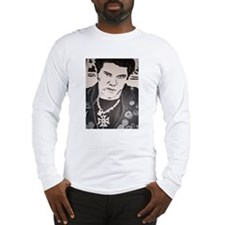 Darby Crash the Germs Long Sleeve T-Shirt