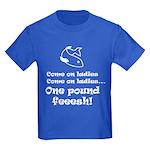 One pound fish Kids Dark T-Shirt