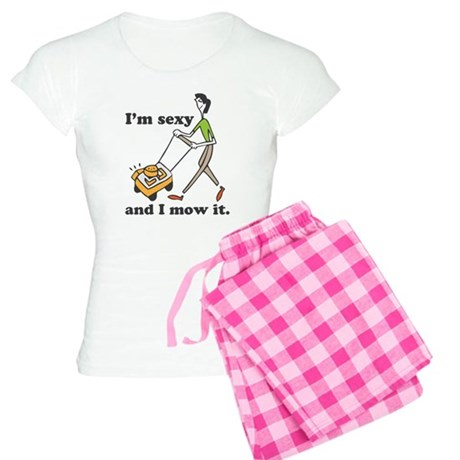 Mow it Women's Light Pajamas