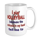 VOICES IN MY HEAD.png Large Mug