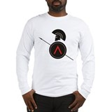 Greek Warrior 4 Long Sleeve T-Shirt