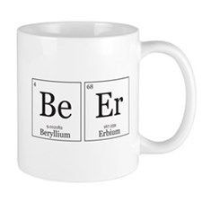 BeEr [Chemical Elements] Small Mug