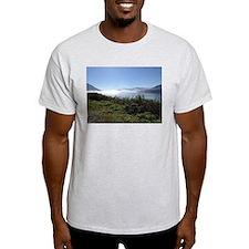 Landscape view - Wrangell, Alaska T-Shirt