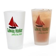 Galway Hooker Drinking Glass