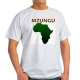 Mzungu T-Shirt T-Shirt