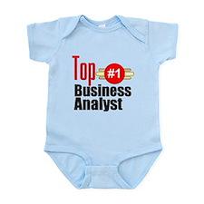 Top Business Analyst Onesie