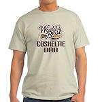 Cosheltie Dog Dad Light T-Shirt