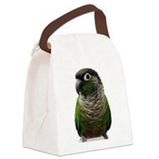 Unique Cheek Canvas Lunch Bag