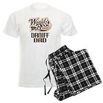 Daniff Dog Dad Men's Light Pajamas