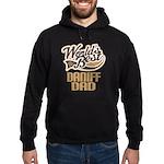 Daniff Dog Dad Hoodie (dark)
