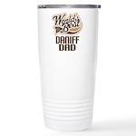 Daniff Dog Dad Ceramic Travel Mug