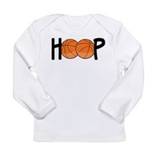 Hoop Long Sleeve Infant T-Shirt
