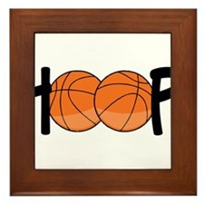 Hoop Framed Tile