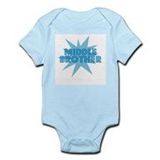 Middle Brother Infant Bodysuit
